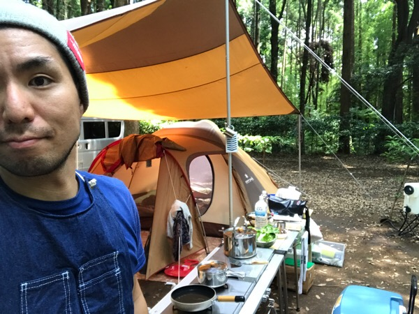 キャンプ。キャンプ。キャンプの巻